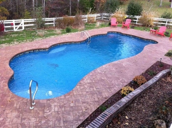 in ground swimming pool builder Michigan Clarston, Milford, Fenton, Oxford, Lansing, Shelby Mi. inground Swimming pool Installation Clarkston Michigan Swimming Pool Sale www.bluehawaiianpoolsofmichigan.com 13 - 12
