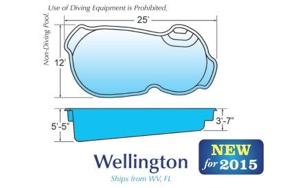 blue hawaiian pools of michigan wellington pool diagram