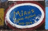 We met Mirus in Indonesia