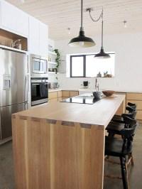 Modern Quarter Sawn White Oak Cabinets  Cabinets Matttroy