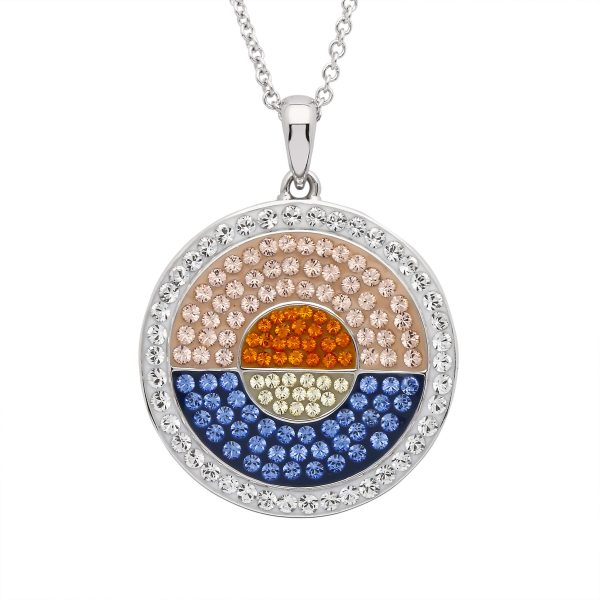 Sunset Necklace by ShanOre