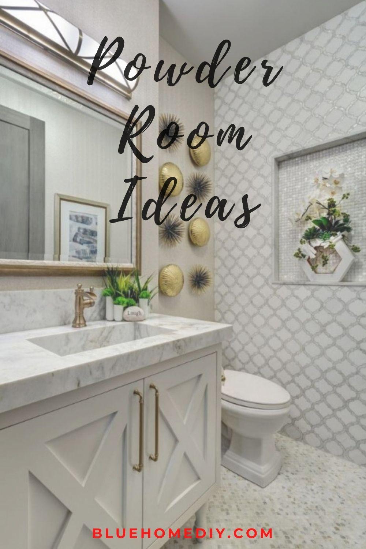 30 awesome powder room ideas modern