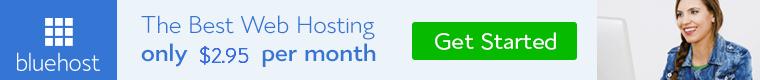 Bluehost Web hosting - Bonne Chic