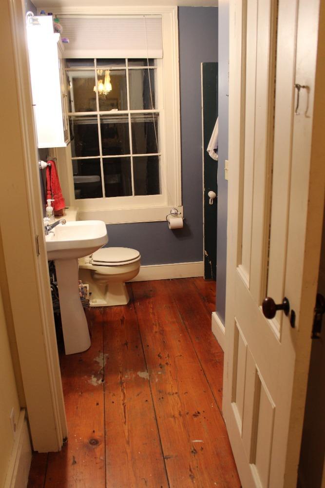 old house bathroom renovation  breida with a b