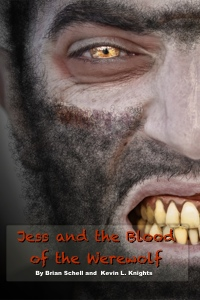 Jess and the Blood of the Werewolf 200x300