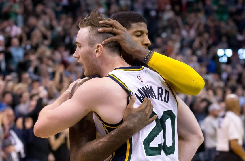 Image result for gordon hayward pacers