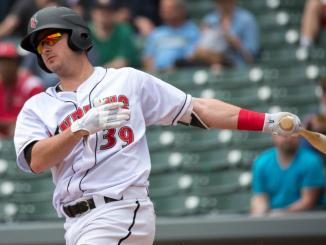 Indians Drop Three Against Mud Hens