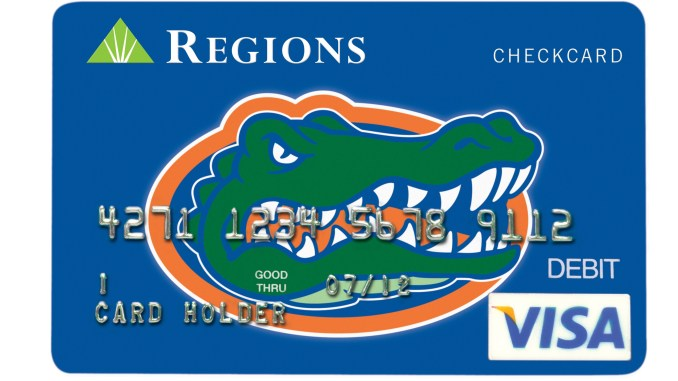 Gator Football Players Suspected of Credit Card Fraud ...