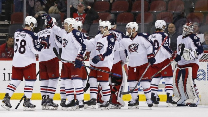Blue Jackets lineup set for Tuesday's game vs Blues - Blue HQ Media