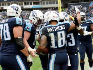 Tennessee Titans over Houston Texans