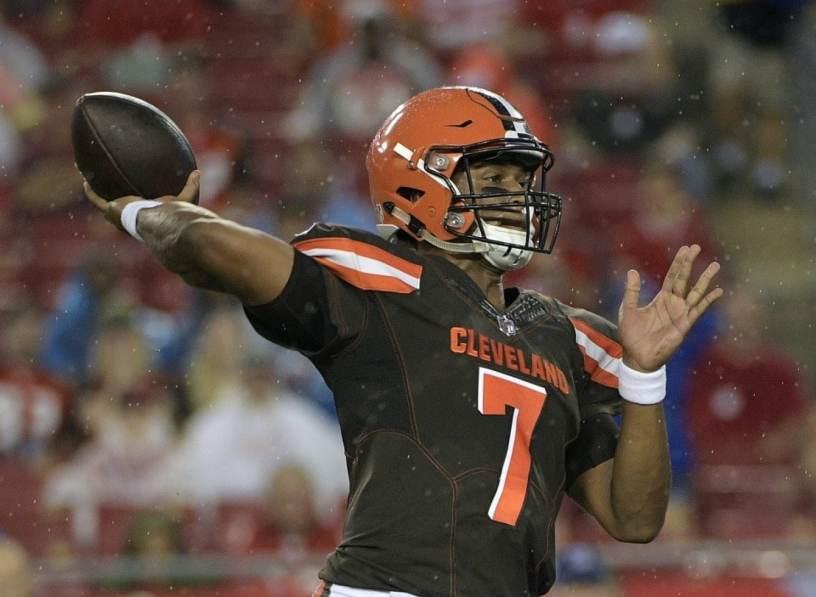 Browns vs Ravens Preview