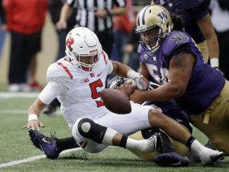 Washington Huskies NT Vita Vea