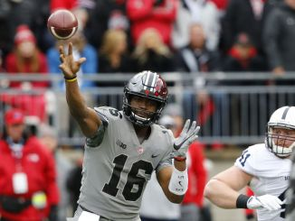 Buckeyes Stumble Out of the Gate; Late Rally Bests Penn State