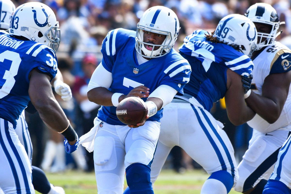Tennessee Titans @ Indianapolis Colts (Week 12) — GAME RELEASE