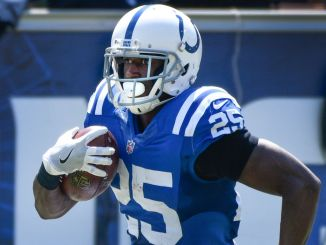 Colts Marlon Mack