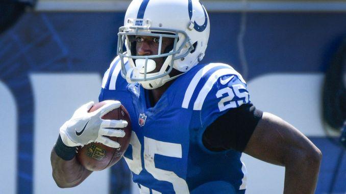 Colts Marlon Mack