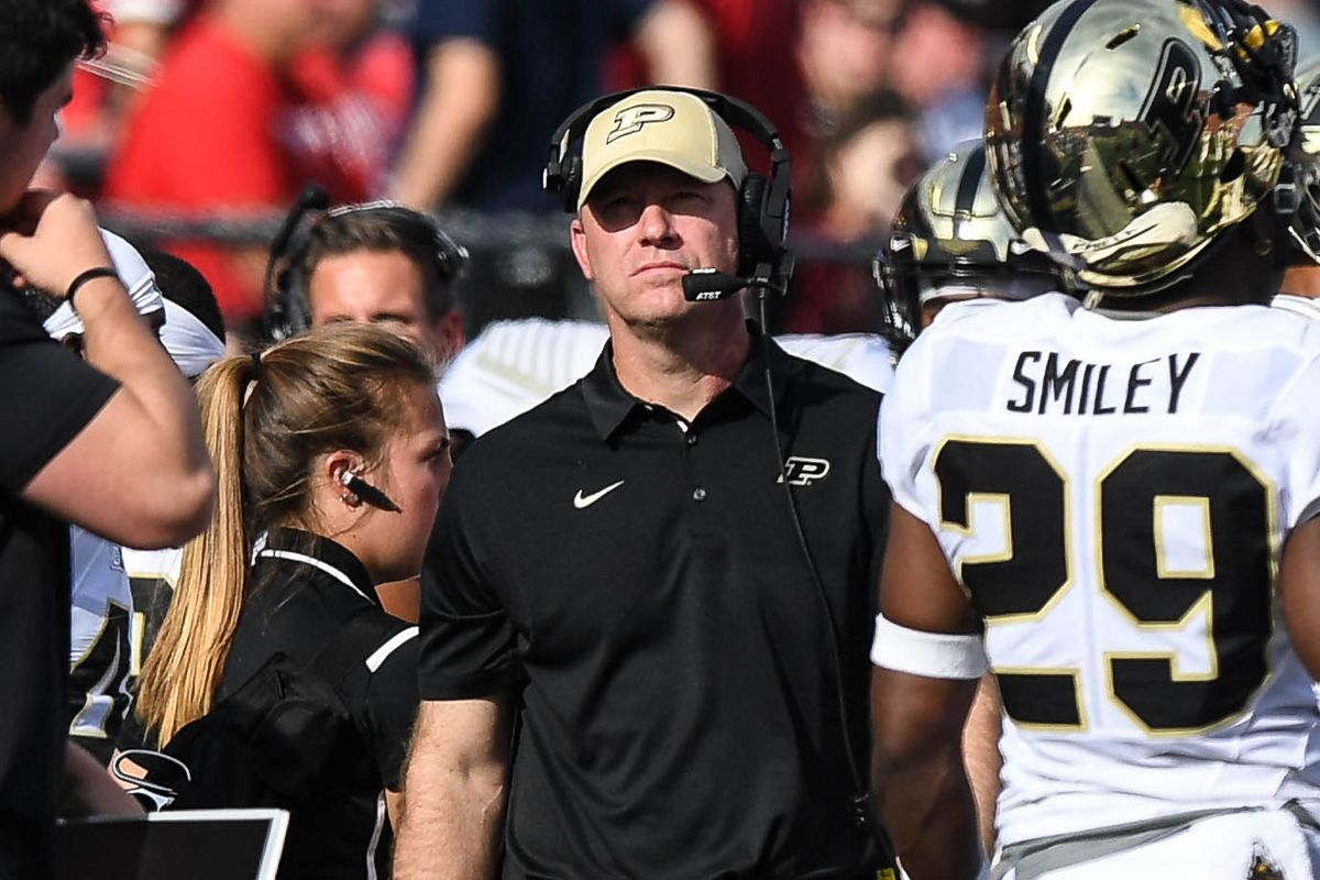 Tennessee focusing on Purdue's Jeff Brohm