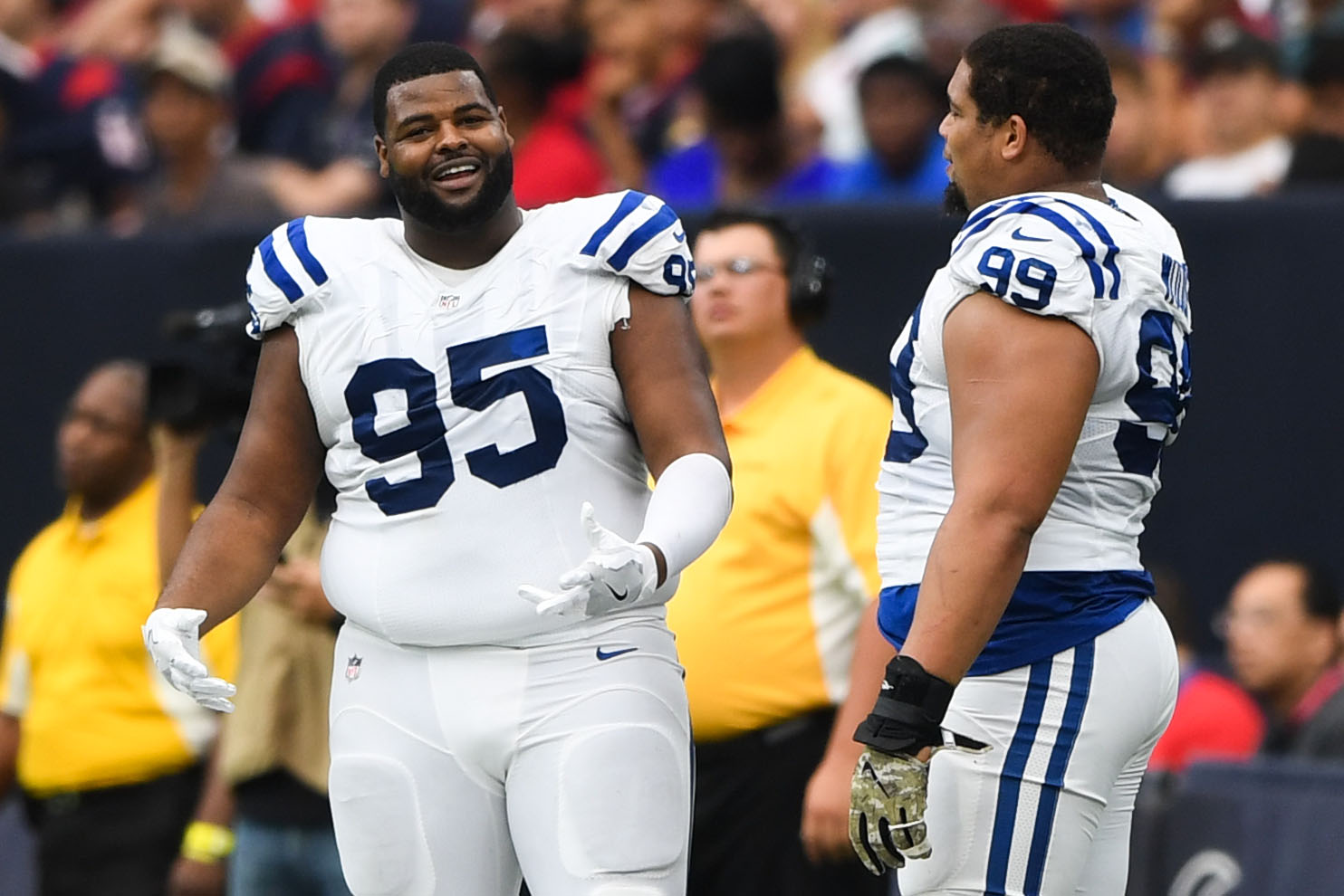 Colts Release DT Johnathan Hankins