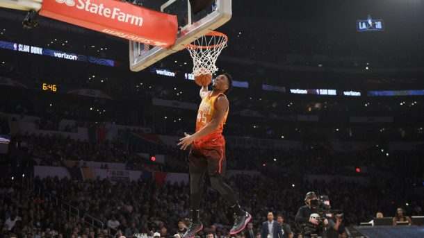 Greatest Dunks In Slam Dunk History