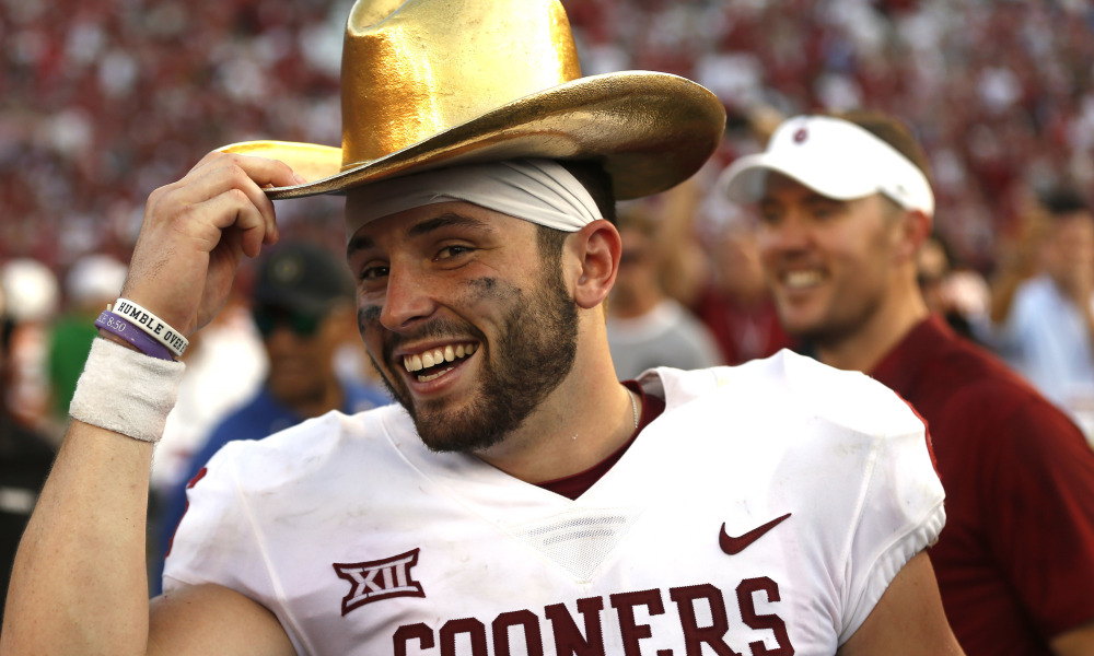Saints planning private workout with QB Baker Mayfield