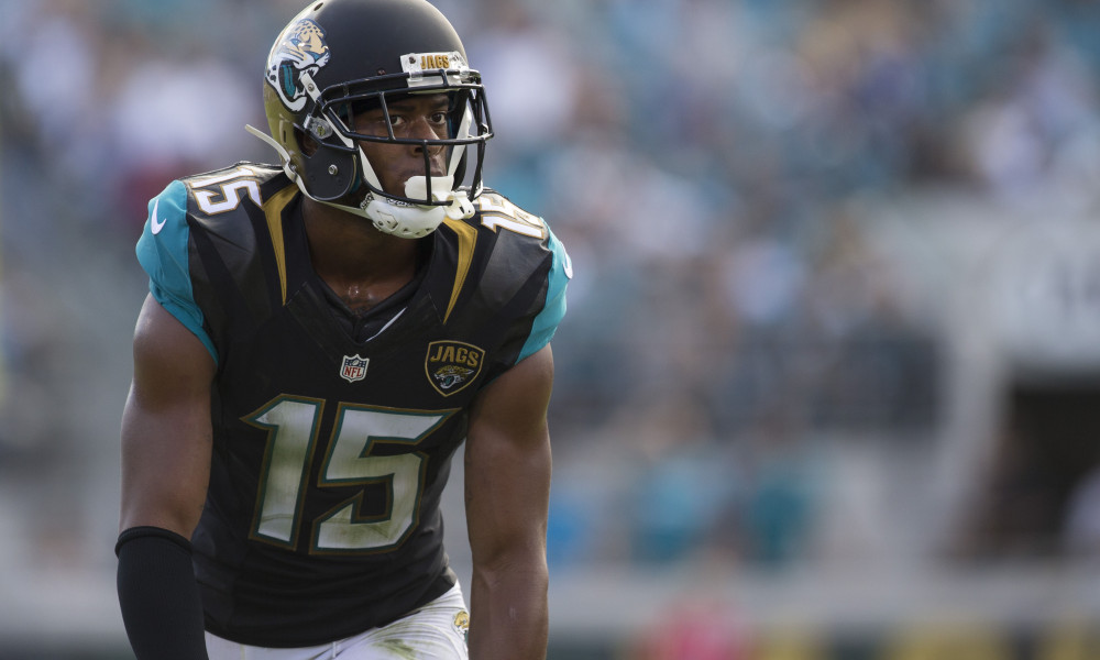 WR Allen Robinson intends to sign with the Bears