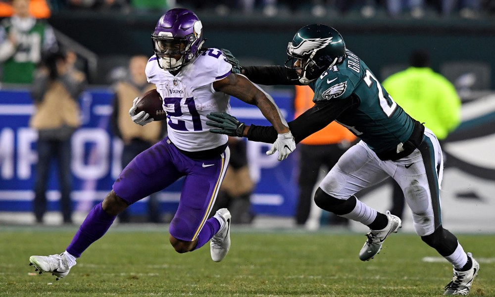 Jerick McKinnon signs with San Francisco 49ers