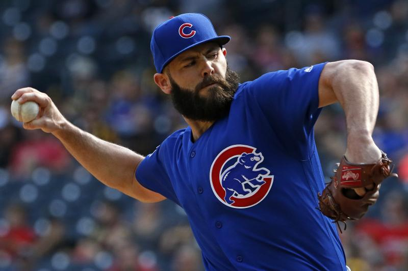 Farewell: Jake Arrieta's Cubs career has come to an end