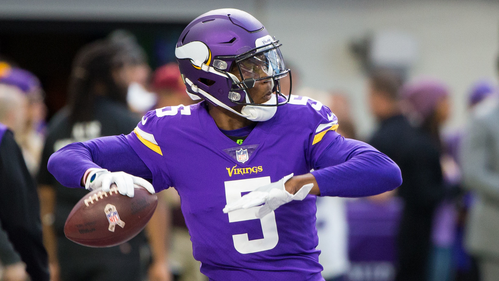 New York Jets working on a deal with Teddy Bridgewater