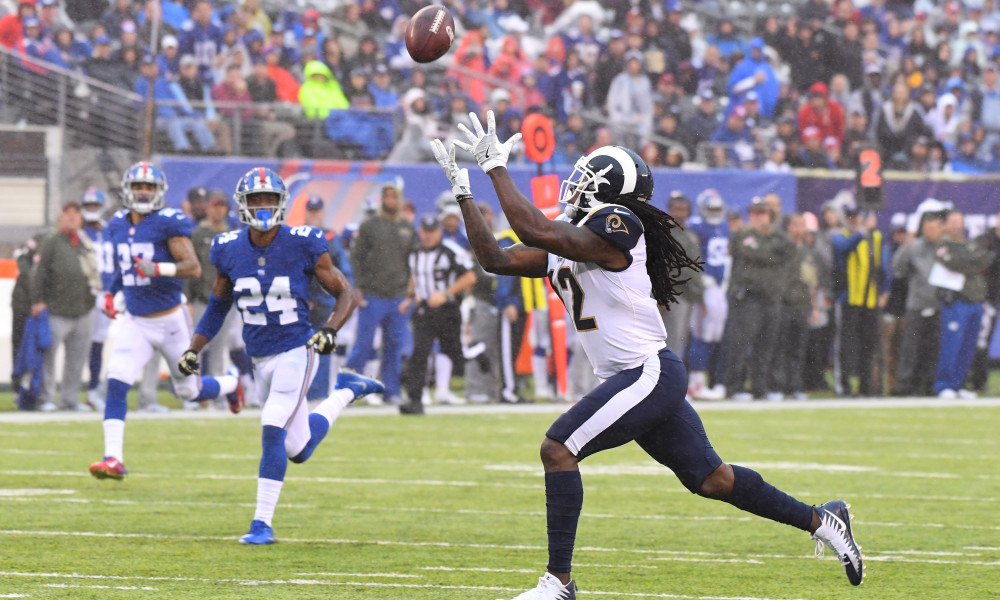 Five impressive statistics about new Chiefs receiver Sammy Watkins