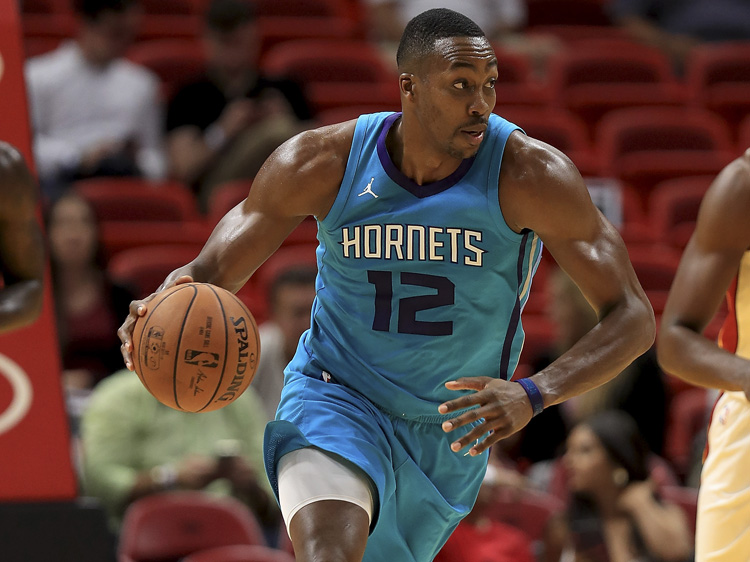 Dwight Howard headed from Charlotte Hornets to Brooklyn Nets