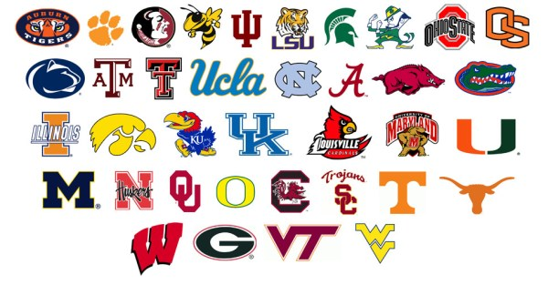 NCAAlogos Blue HQ Media LLC