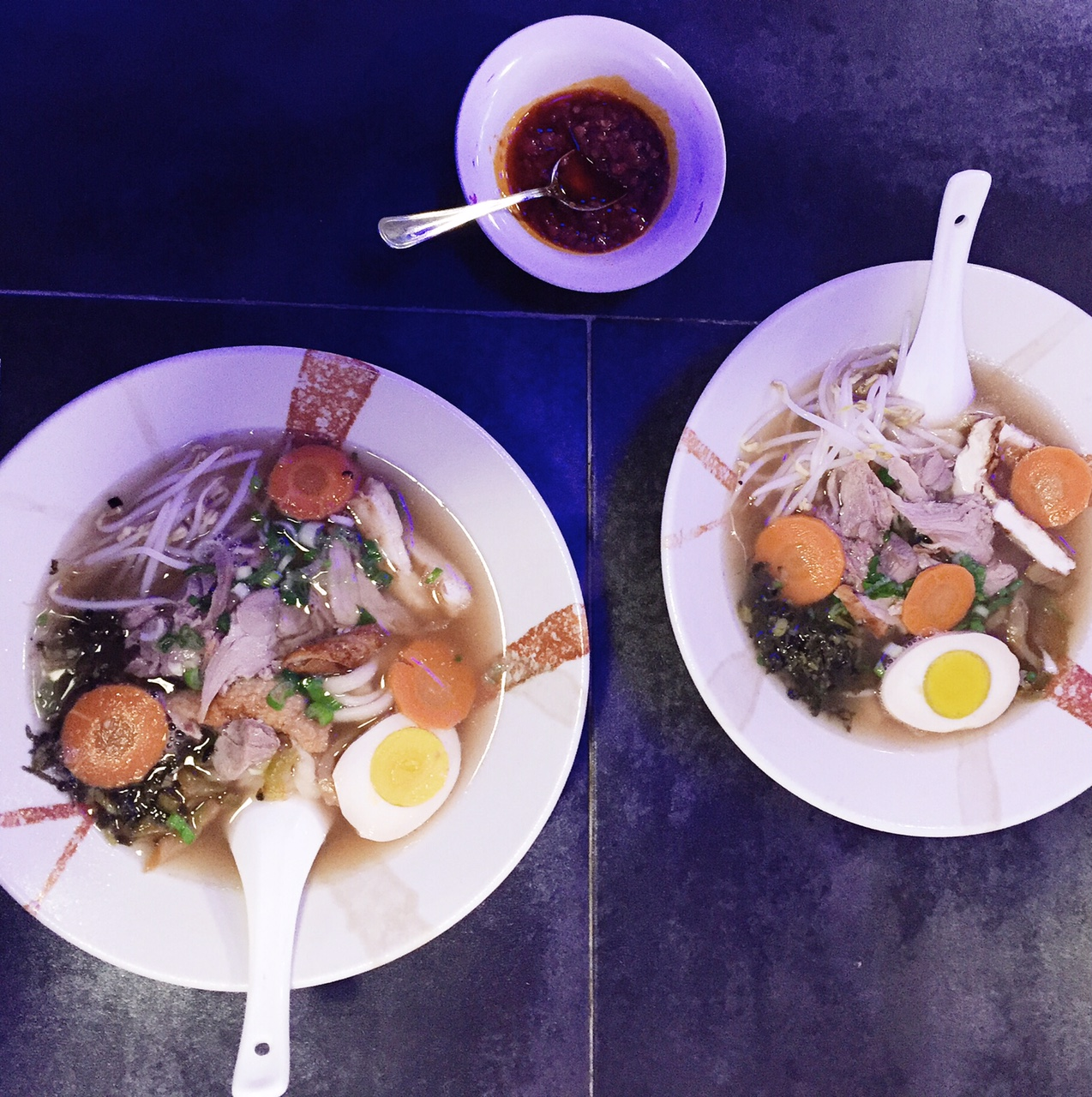 Where to Eat the Best Ramen in Milan  Blue is in Fashion this Year