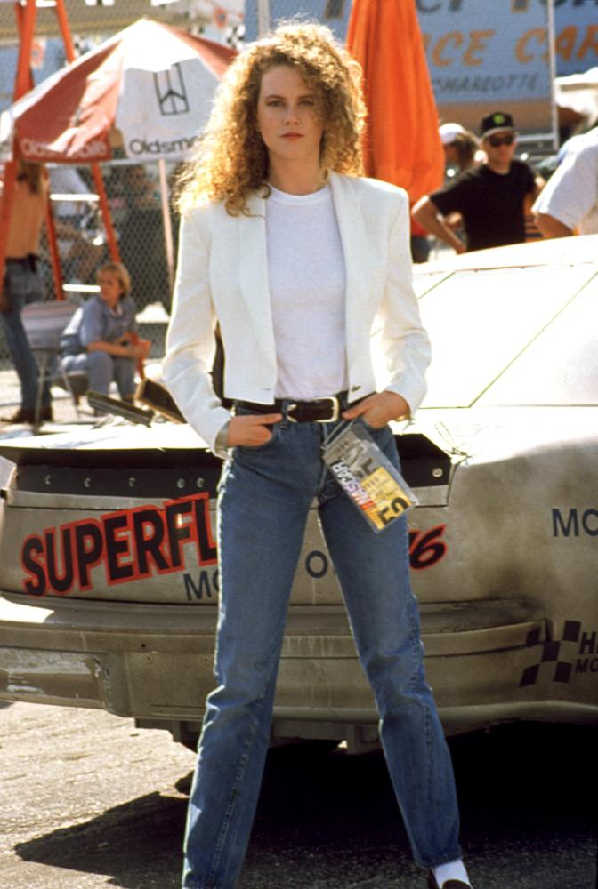 Style Inspiration from 5 Movies  Blue is in Fashion this Year