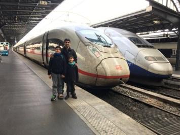 Deutsche Bahn Intercity (IC)