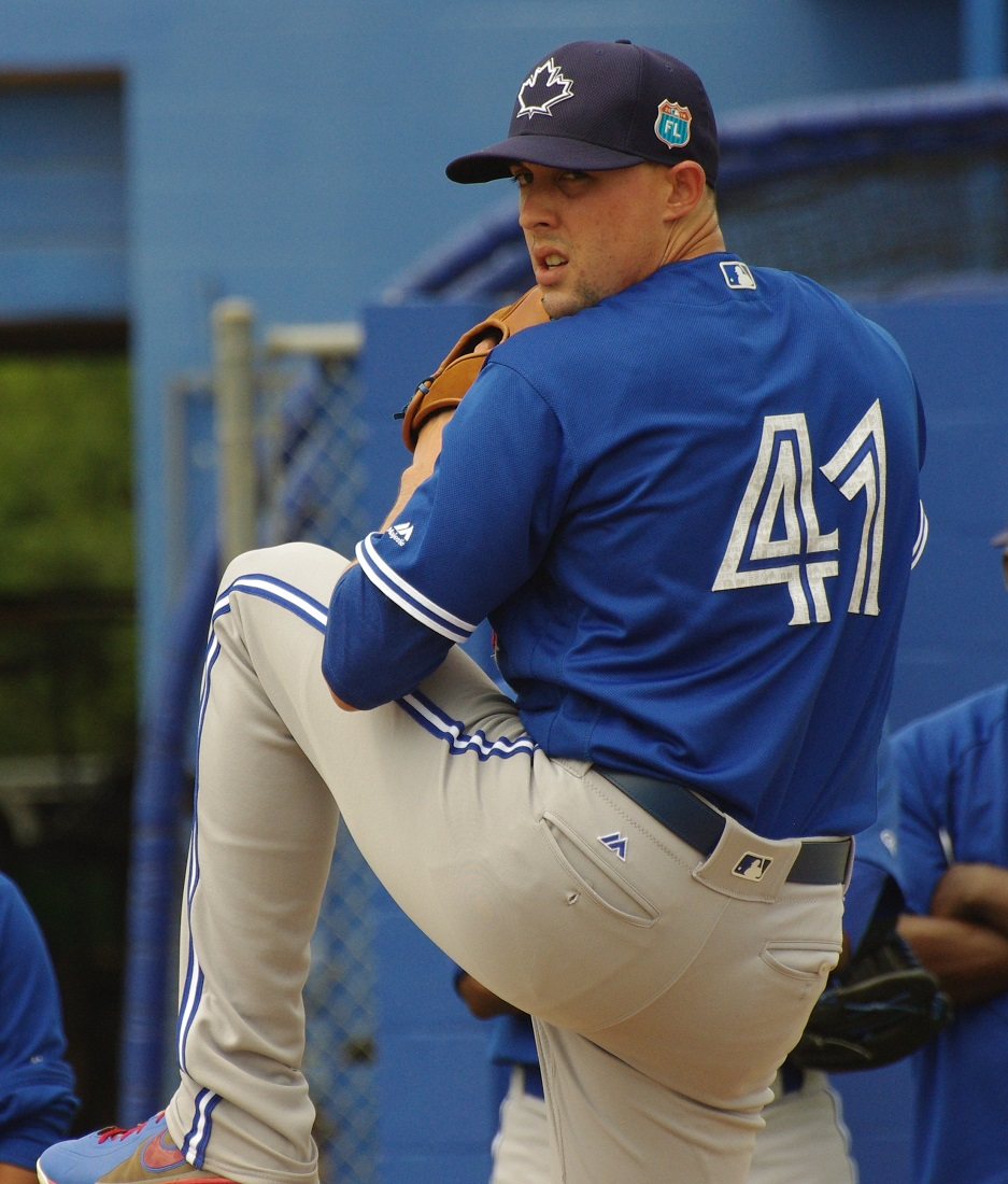 Who Takes Aaron Sanchez's Spot In The Toronto Blue Jays