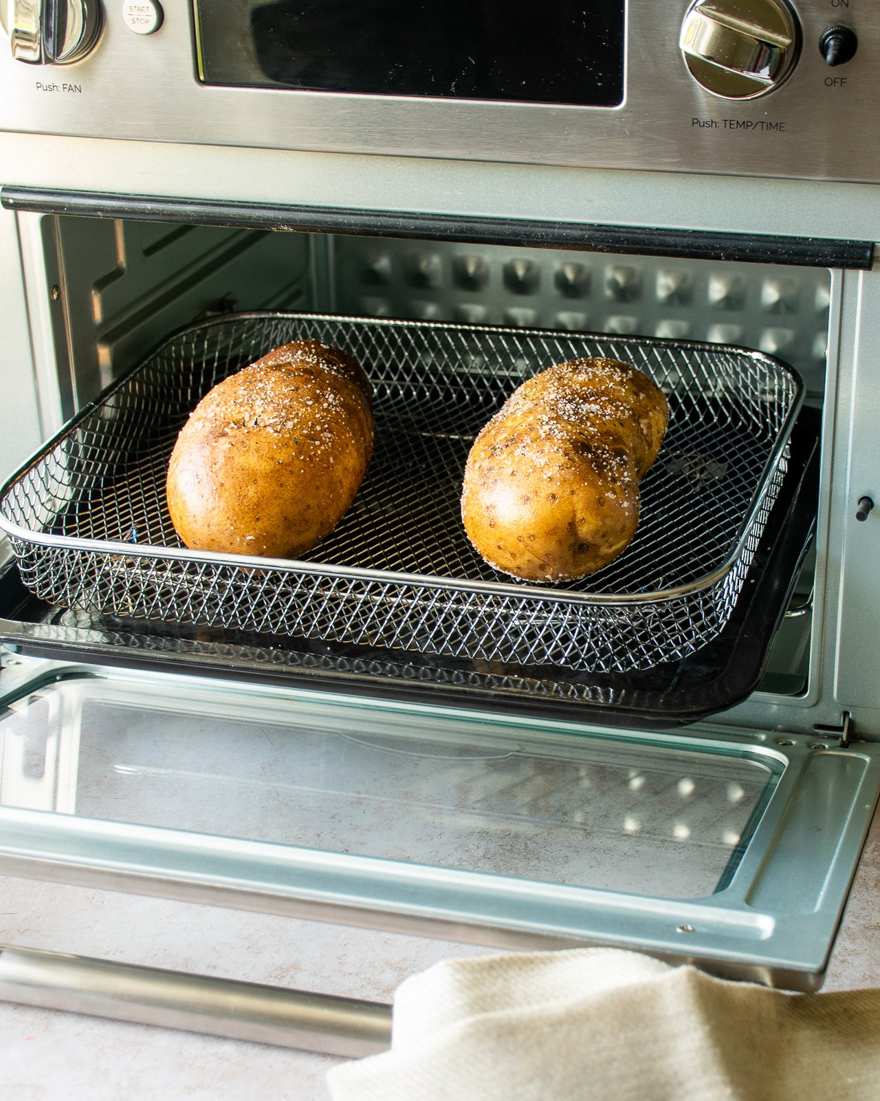air fryer oven tips blue jean chef