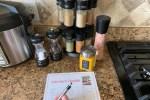 Spice/Herb Checklist