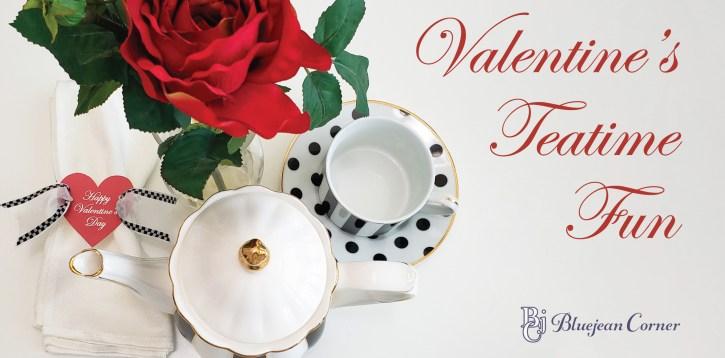 Valentine's Teatime Fun