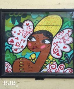 Mural Rolo De Sedas