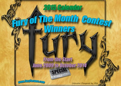 2015 Calendar – Commemorative