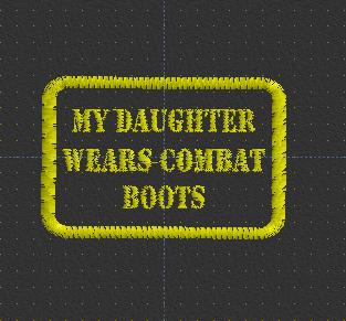 TAZ Combat Boots
