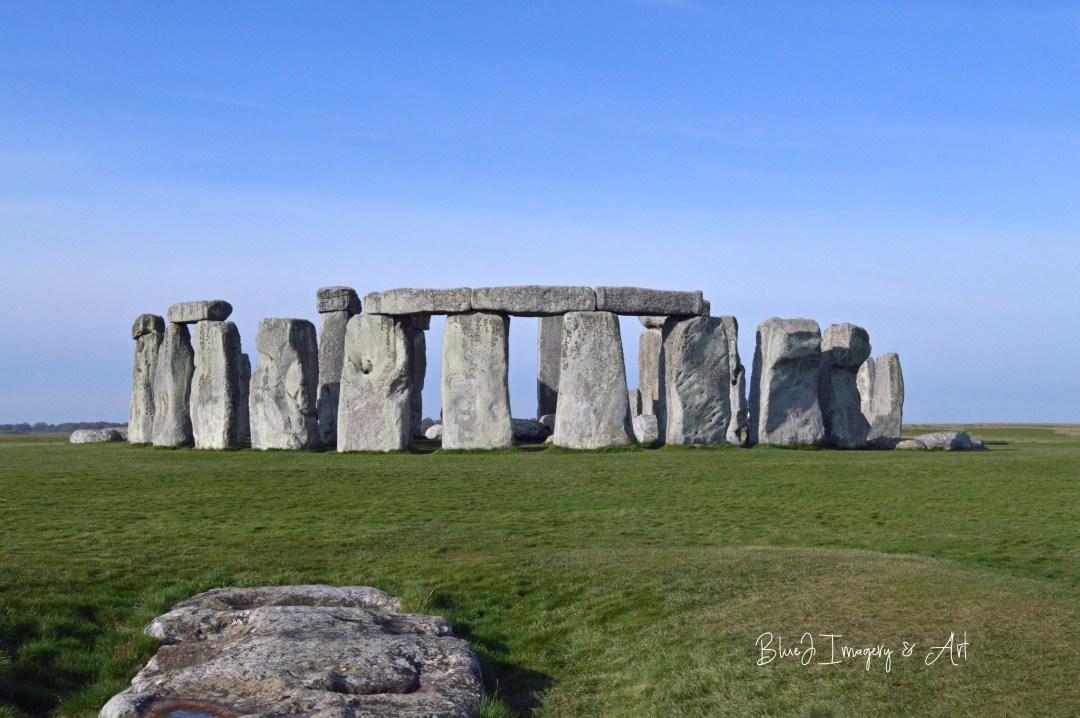 StonehengeMain BW