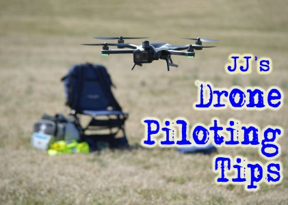 Piloting Tips: Commercial Drone Work…RockIt!
