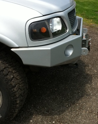 97 03 F150 Front End Conversion : front, conversion, Front, Winch, Bumper, F-150, Expedition, (97-03, F150), (97-02, Expedition):, Off-Road