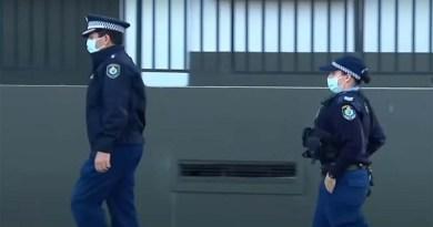 Lock-down in Sydney