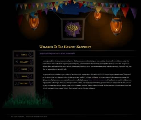 The Hungry Elephant Website