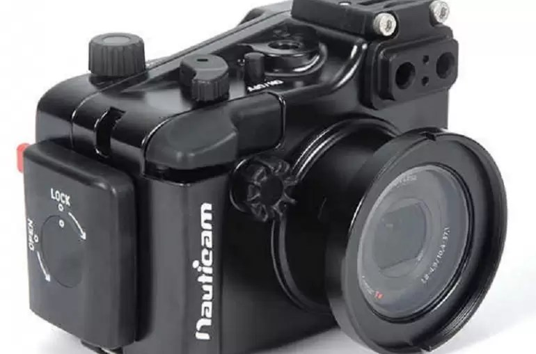 Obudowa Nikona 1 V2 od Nauticam 2