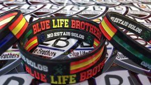 Pulsera Blue Life Brothers Operación Copernico II