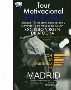 TOUR MOTIVACIONAL POLICIAL MADRID