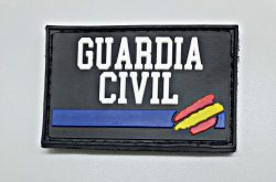 Parche Guardia Civil en PVC